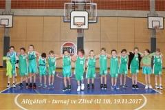 Turnaj Zlín, 19.11.2017 Zlín